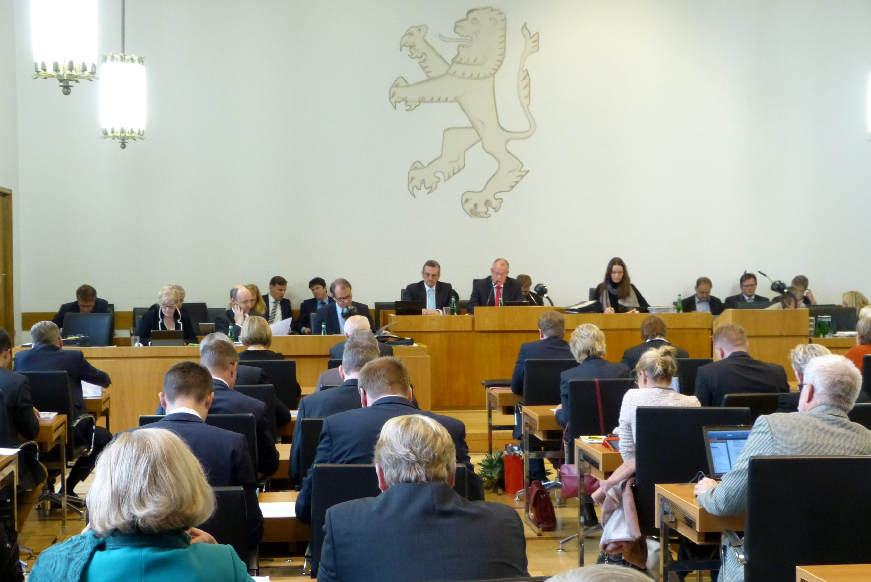 Der Rat der Stadt Braunschweig. Archivfoto