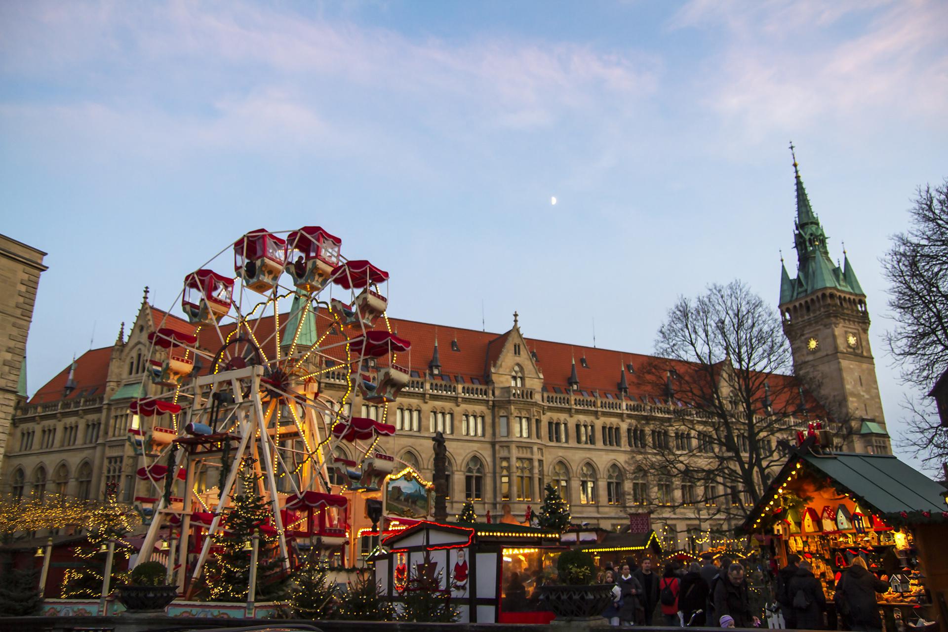 Weihnachtsmarkt Braunschweig.Weihnachtsmarkt Braunschweig Neue Braunschweiger