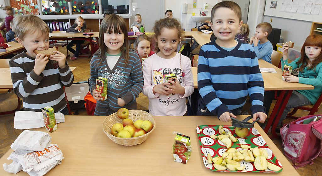 Kein Kind Sollte Ohne Frühstück Zur Schule Kommen Neue Braunschweiger