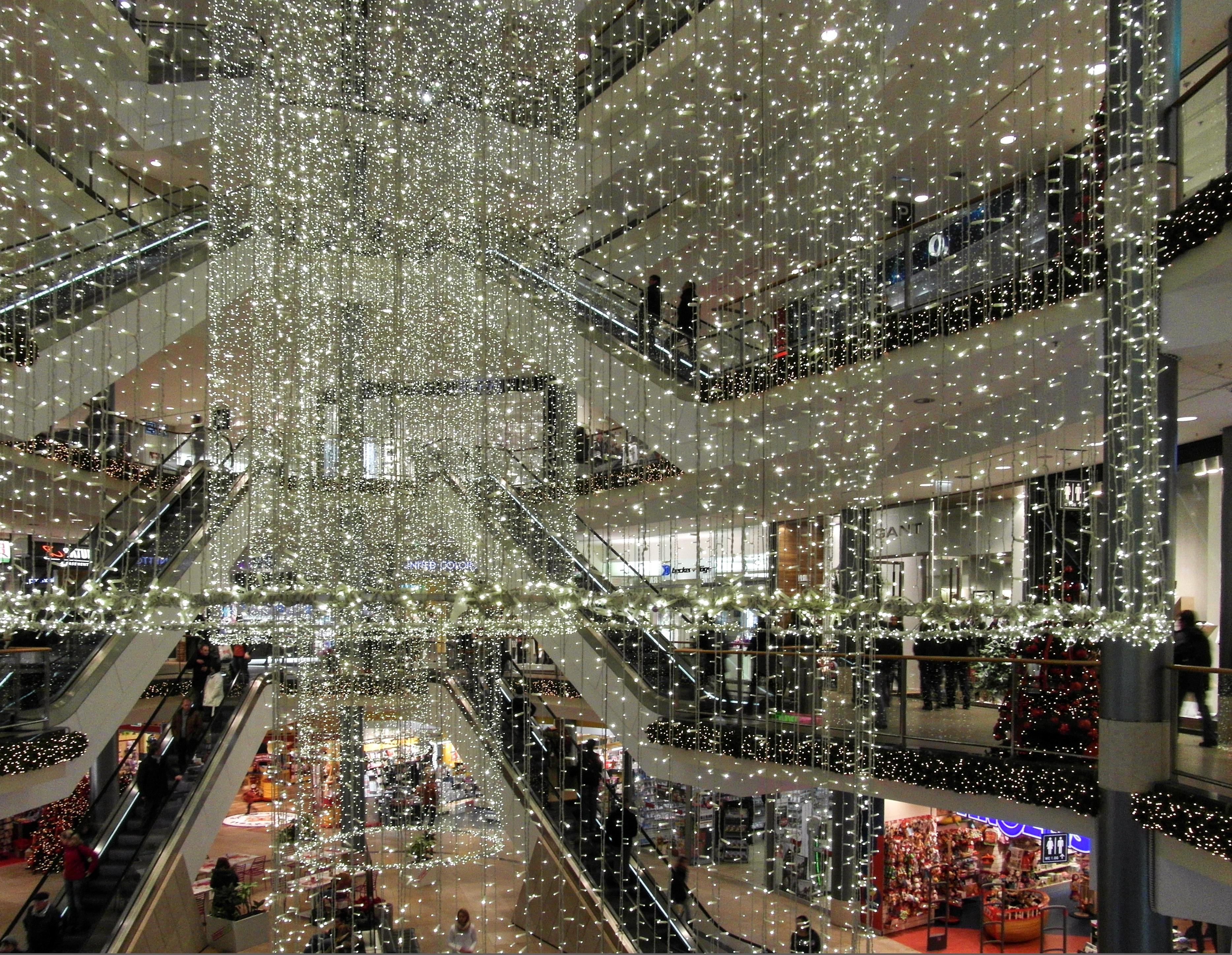 Ab Wann Weihnachtsbeleuchtung.Weihnachtsbeleuchtung Schloss 1 Neue Braunschweiger