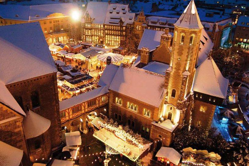 Frohe Weihnachtsgrüße.Frohe Weihnachten Aus Dem Bzv Medienhaus Neue Braunschweiger